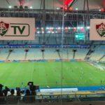 Fluminense promoveu a maior live esportiva da história do Youtube