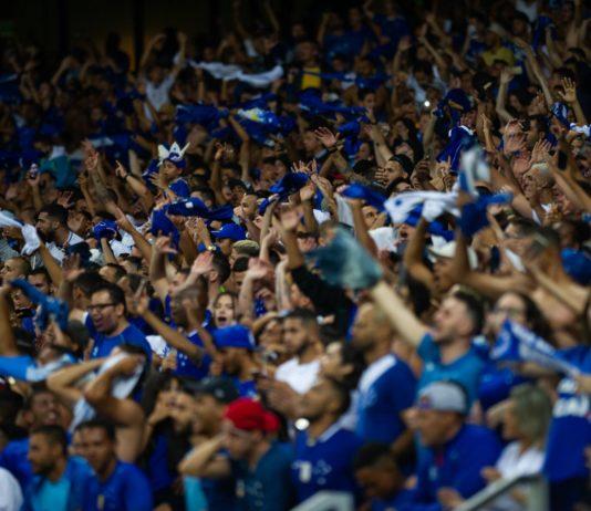 Cruzeiro aposta em Ingresso Virtual com conteúdos exclusivos para arrecadar em período de jogos sem torcida