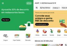 Uber passa a contar com delivery de compras de supermercado no Brasil