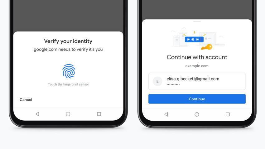 Google insere medidas biométricas de segurança para o Chrome