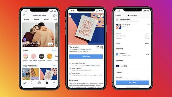 Instagram Shop: nova ferramenta de compras já está disponível no Brasil