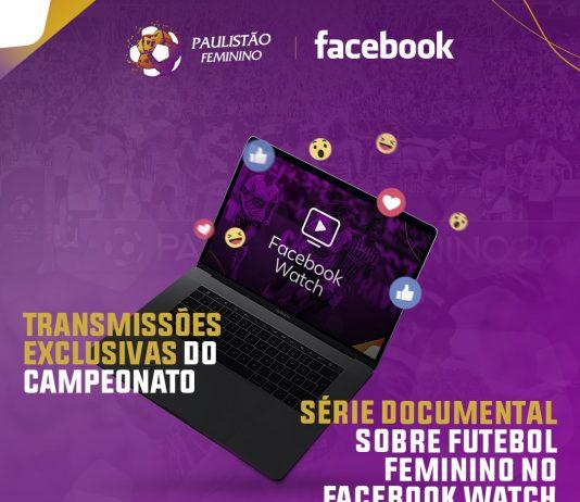 Facebook adquire direitos de exibição de Campeonato Paulista Feminino