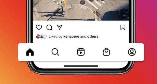 Atualização do Instagram altera posicionamento de compras e Reels