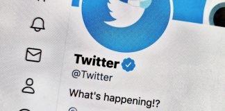 Twitter tende a recomeçar a avaliação de verificação de contas