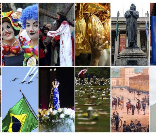 Ano de 2021 contará com três feriados prolongados no Brasil
