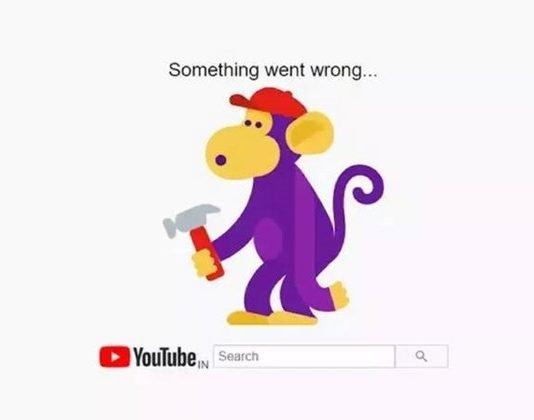 Serviços do Google apresentaram instabilidade nesta segunda-feira