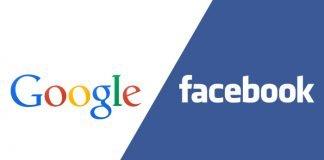 Facebook e Google fazem acordo para lidar com investigação nos EUA