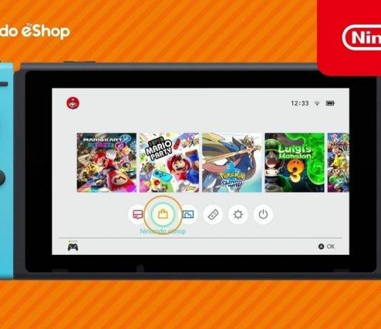 Nintendo eShop deve começar a funcionar no Brasil ainda em 2020