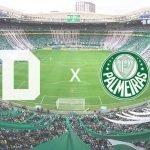 Clube de futebol, Palmeiras anuncia parceria visando aumentar presença global