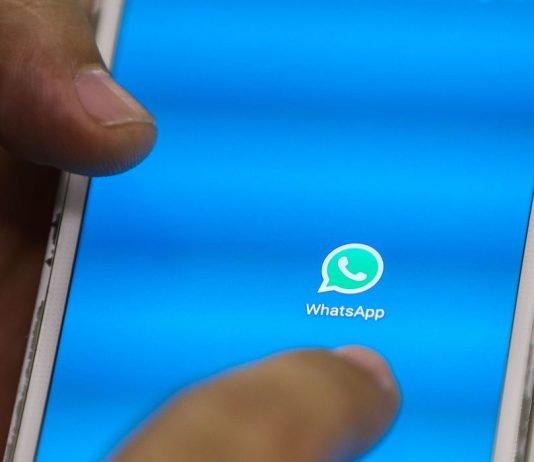 Facebook e WhatsApp atingiu marcas recordes de chamadas na virada do ano
