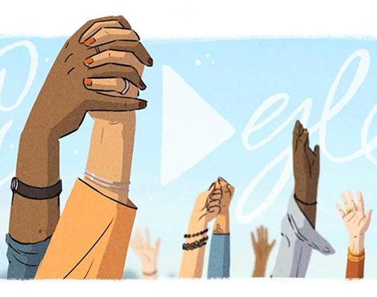 Doodle do Google faz homenagem ao Dia Internacional da Mulher
