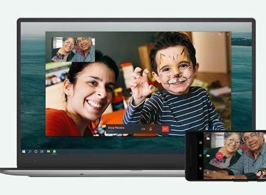 WhatsApp libera função de voz e vídeo para utilização do app no desktop